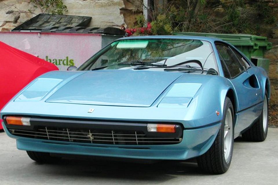 Ferrari Restoration Ferrari Dino Restorations Ferrari Gtb