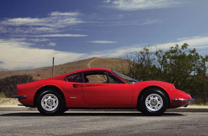 Ferrari Dino 206 GT Detail 9