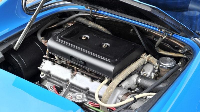 Dino 246 GT Engine 1