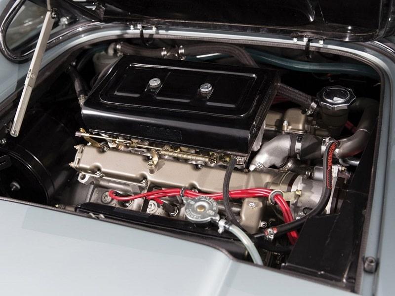 Dino 246 GT Engine