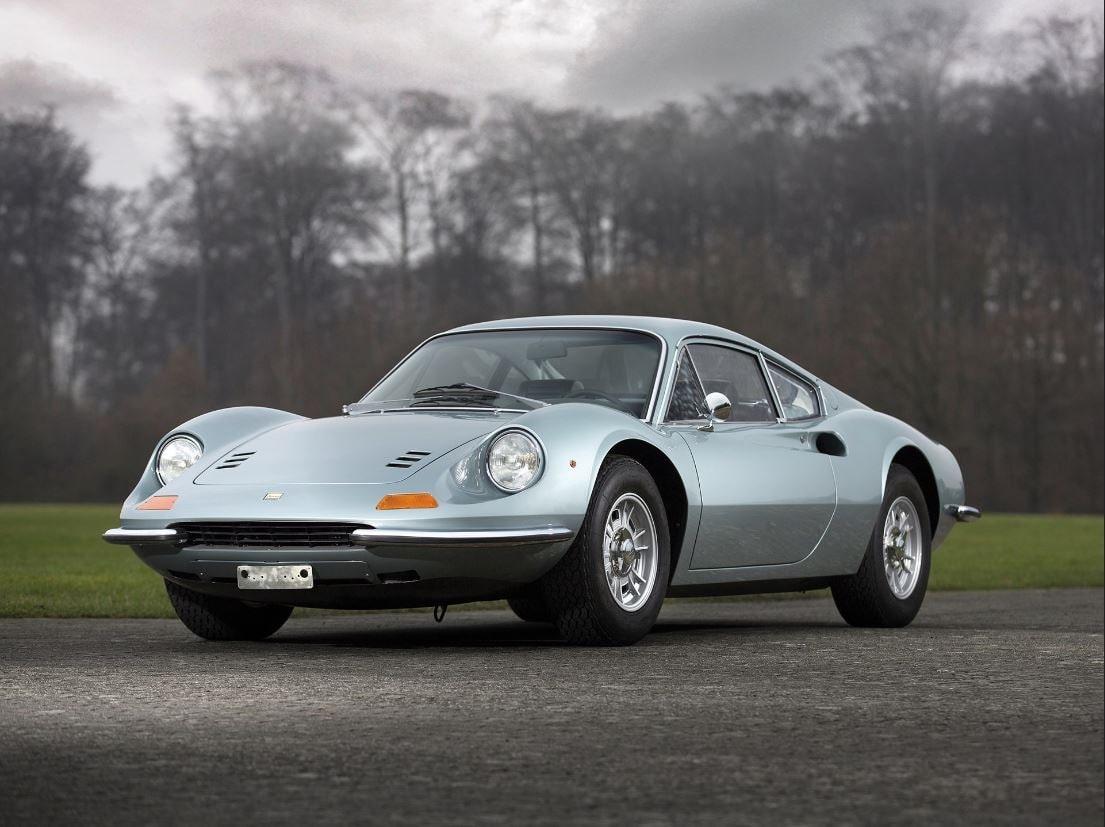 Dino 246 GT 4